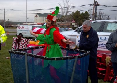 FireFighters 4 Kids Toy Drive NBC 4 News Report
