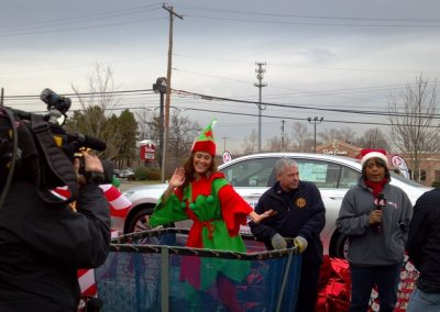 FireFighters 4 Kids Toy Drive NBC News Report