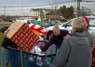 FireFighters 4 Kids Toy Drive News Report