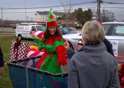 FireFighters 4 Kids Toy Drive News Interview