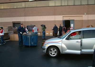 FireFighters 4 Kids Toy Drive Receiving Donations