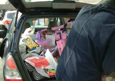 FireFighters 4 Kids Toy Drive Car of Toys