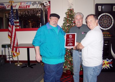 FireFighters 4 Kids Toy Drive Plaque