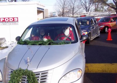 FireFighters 4 Kids Santa In Car